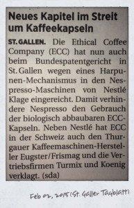 ECC ./. Nestlé