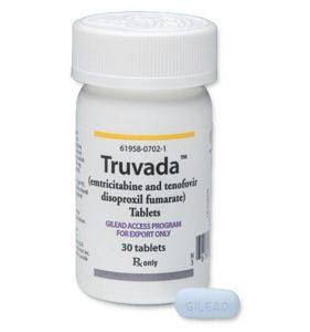 Gilead's Truvada