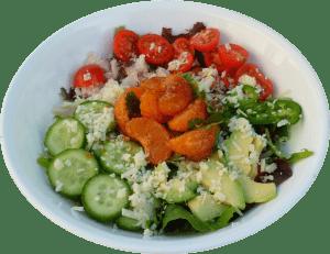 The SPC salad